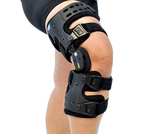 Osteoarthritis Unloader Adjustable ROM Stabilizing Knee Brace L1851/L1843 Protection and Recovery from Load Reduction Arthritis Cartilage Repair Joint Pain Medial or Lateral Degeneration