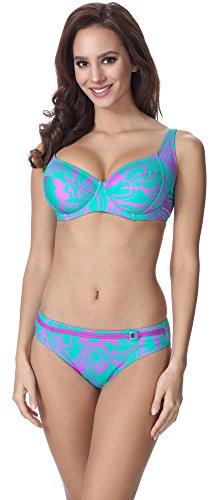 Merry Style Dames Figuurvormende Bikini Set F07