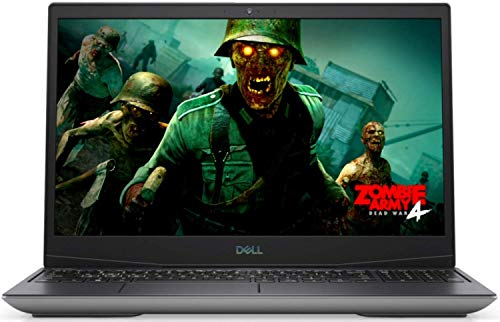 Newest Dell G5 SE 5505 15.6' FHD IPS High Performance Gaming Laptop, AMD 4th Gen Ryzen 5 4600H 6-core, 8GB RAM, 256GB PCIe SSD, Backlit Keyboard, AMD Radeon RX 5600M, Windows 10