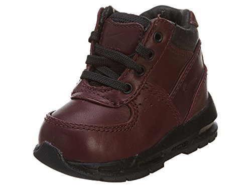 Nike Kids' Air Max Goadome Td Boot Shoes Burgundy Boys/Girls Style: 311569-600 Size: 4.5