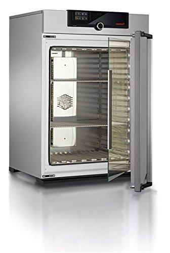 MEMMERT 911691Certificado (fábrica) de Calibration 3temperaturas