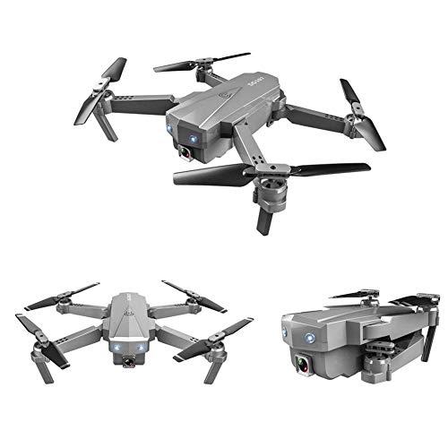 ZHCJH Drohnenhöhe halten, kopflos RTF 3D 360 Grad FPV Video WiFi 4k HD Kamera 4 Achsen 4CH 2,4 GHz Höhe halten Easy Fly Stetig zum Lernen