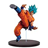 Banpresto-81329 Figura Súper Saiyan God Son Goku, Multicolor (81329P)