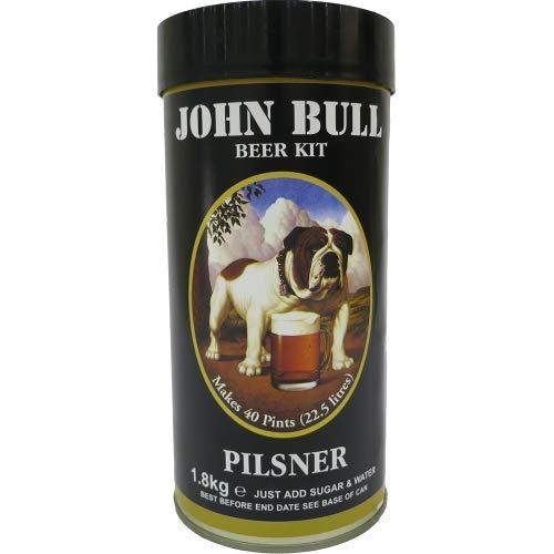 John Bull Pilsner Lager