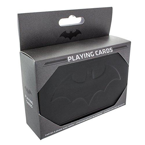 Cartes à jouer Batman
