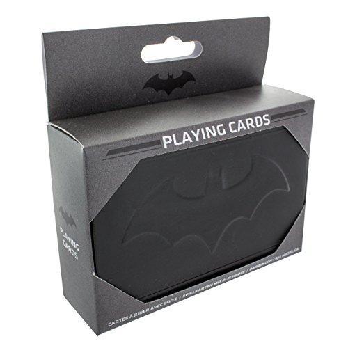 Flashpoint AG Batman Spielkarten