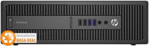 hp Elitedesk 800 G2 SFF, Core i7, 8 GB RAM, 256 GB SSD (generalüberholt)
