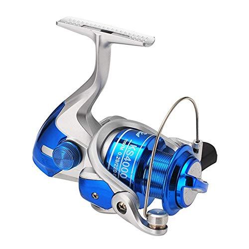 XHLLX Carrete De Pesca Spinning Rueda De Pesca Bobina De Pesca para Río Lago Mar Pesca De Agua Salada