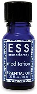 ESS Essential Oil Blend, Meditation, .33 Ounce