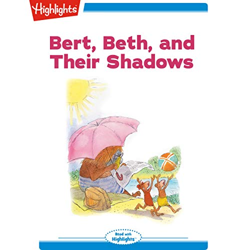Bert Beth and their Shadows cover art