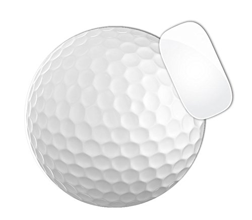 BRGiftShop Detailed Golf Ball Round Mouse Pad