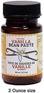 Vanilla Bean Paste, Natural, 2 Ounce, LorAnn