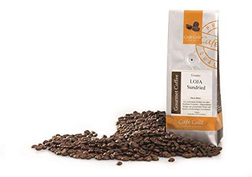 1kg - BIO Röstkaffee - Café Cult - Ecuador - Loja sundried - ganze Bohnen