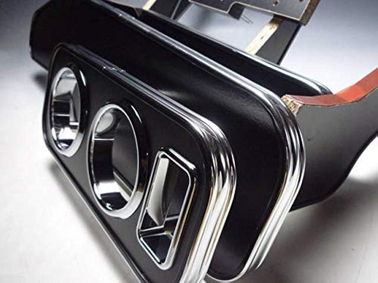 説教真実に仕える数量限定 T31系エクストレイル フロントテーブル レザーブラック 携帯ホルダー運転席側 ブラックフルメッキ