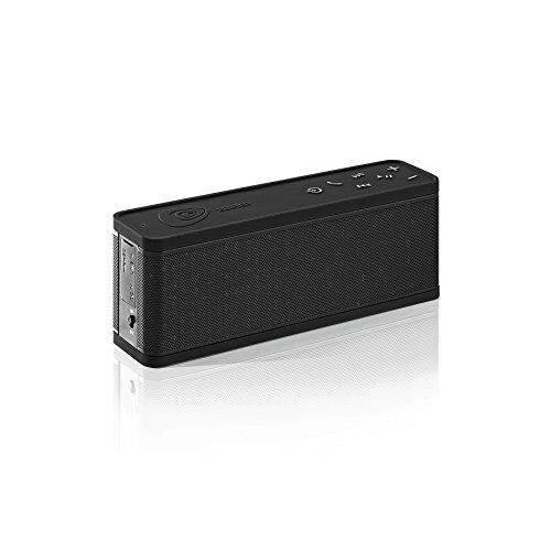 EDIFIER Extreme Connect, portabler Lautsprecher mit Bluetooth, microSD-Karteneinschub und USB-Streaming