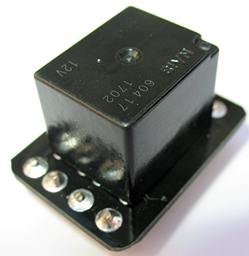 Replacement for NAIS CR2-12V Relay used in Lexus RX300 power window