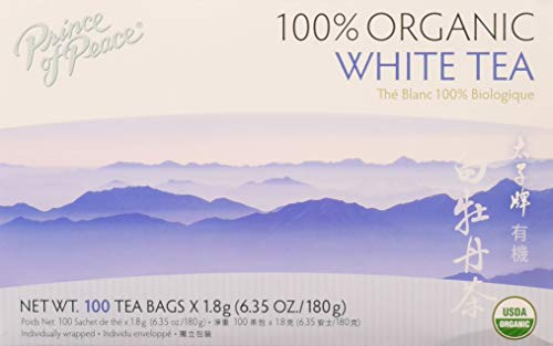 3. Prince of Peace – Organic White Tea
