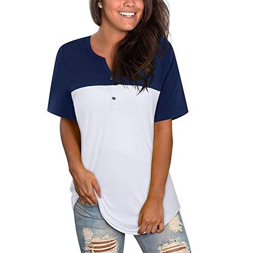 Manche Courte Femmes 2021 Nouveau Hauts Mode Tee Shirt Personnalisé T Shirt Pas Cher Ample Chemise Femme Blouse Tunique Chemisiers Femme Tee Haut Chic Top T Shirts