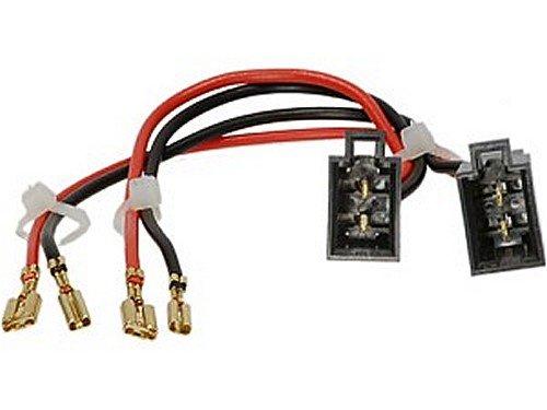 ACV 1326-01l Radioadapter voor LS-aansluiting Audi 9/93/Opel/Porsche/Renault/Seat/Skoda/VW