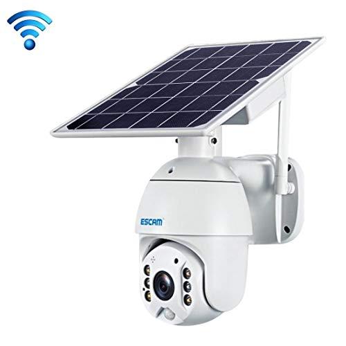 Telecamera a Pannello Solare IP66 1080P Camera CCR HD 1080P IP66 Impermeabile WiFi del Pannello Solare PT IP Senza Batteria, Carta di TF di Sostegno di Visione Notturna/Movimento Detection / / Audio