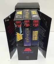 Star Wars Box Set VHS 1988