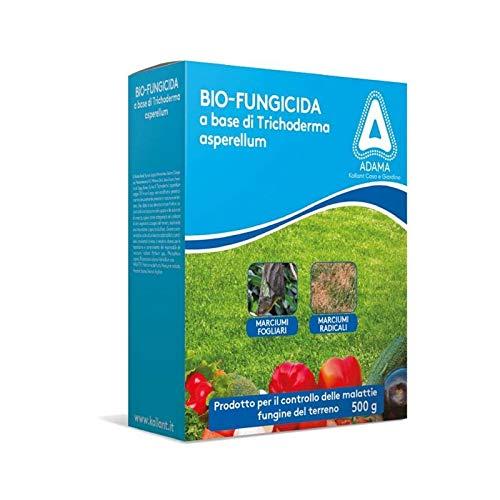 Adama Biofungicida di trichoderma fungicidi biologici 500g, Multicolore, Unica