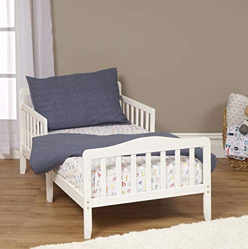 Suite Bebe Blaire Toddler Bed, White