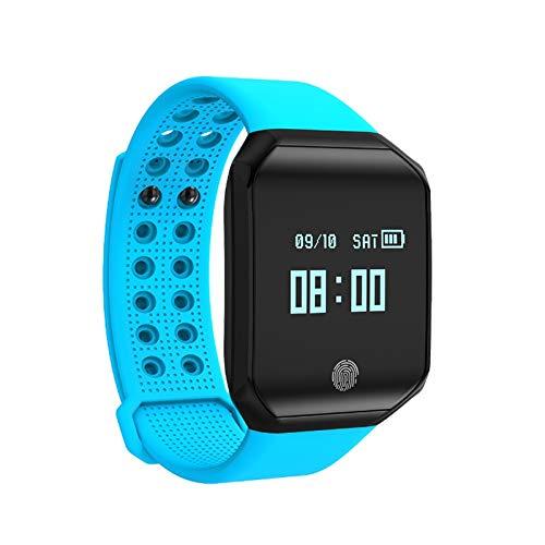 Alvnd Fitness Smart Armband OLED Scherm Sport/Hartslag/Bloeddruk Horloge Vrouwelijke Man Smart Armband iOS Android