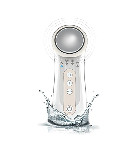 Rio Beauty CESO-NC - Limpiador facial de micro corriente