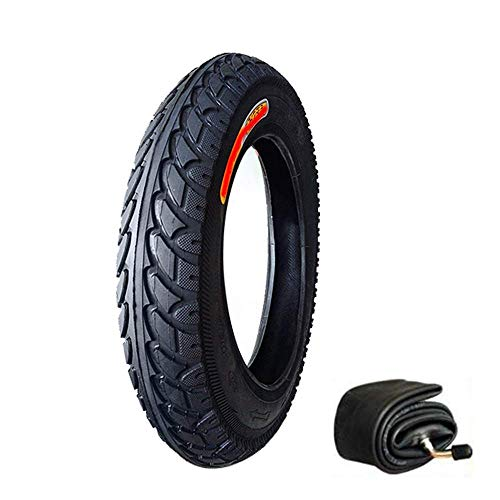 Neumáticos, Neumáticos para patinetes eléctricos, Neumáticos Interiores y Exteriores de 12 Pulgadas...