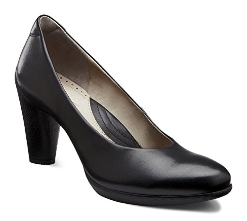 Ecco Damen SCULPTURED 75 Pumps, Schwarz (BLACK 1001), 40 EU