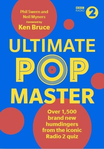 Ultimate PopMaster: Over 1,500 brand new questions from the iconic BBC Radio 2 quiz (Quiz Books) (English Edition)