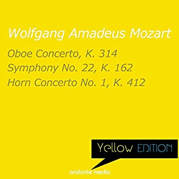 Yellow Edition - Mozart: Oboe Concerto, K. 314  & Horn Concerto No. 1, K. 412