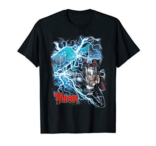 Marvel Thor Epic Lightning T-Shirt