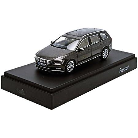 Volkswagen 3 G9099300ab8r Modell Auto Passat Kombi 1 43 Eiche Braun Metallic Spielzeug
