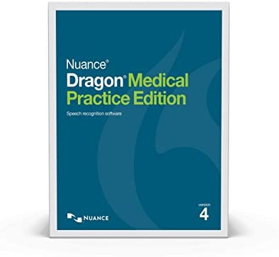 Nuance Dragon Medical Practice Edition 4 product image