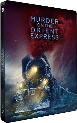 Le crime de l'Orient Express [steelbook] [Blu-ray]