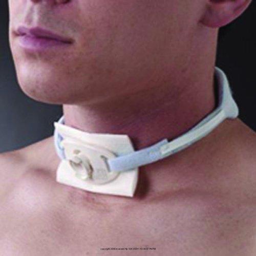 Foam Trach Collar / Tie, Foam Trach Ties Med, (1 BOX, 12 EACH)