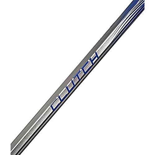 Brine Clutch Shaft Defense Lacrosse Stick, Chrome