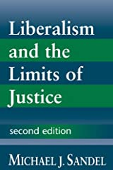 Liberalism and the Limits of Justice Kindle Edition