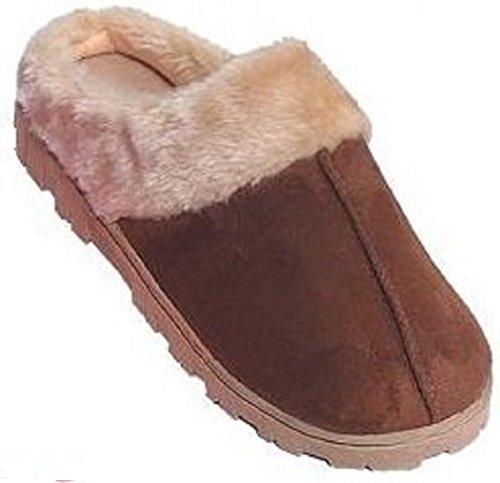 Easy Boots Damen Lammfell, Slipper, Coquette Small 35/36 EU
