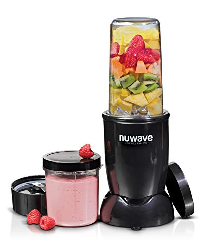 NuWave Twister 7-Piece Multipurpose Blender with BPA-Free cups & lids