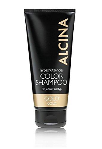 Alcina color sh gold 200ml