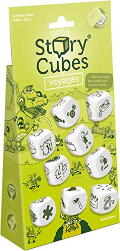 Rory#039s Story Cubes Voyage