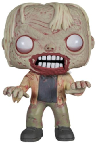 Funko POP! Television: The Walking Dead Series 4 Woodbury Walker Action Figure