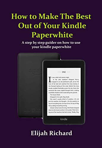 How to Register Kindle Paperwhite (English Edition)