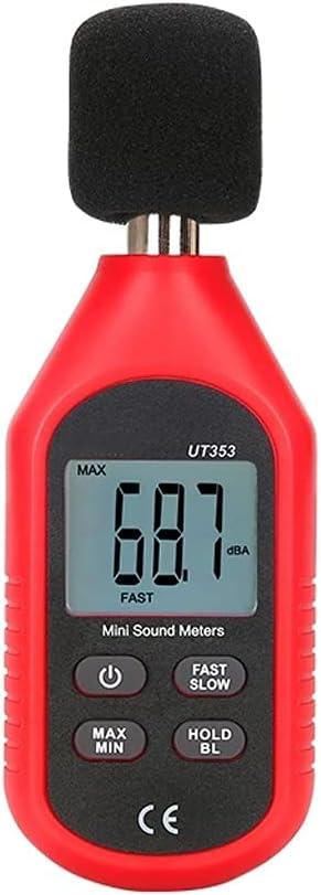 GYZX Noise Meter Decibel Max store 50% OFF 30~130dB Audio Sound Level Mini M