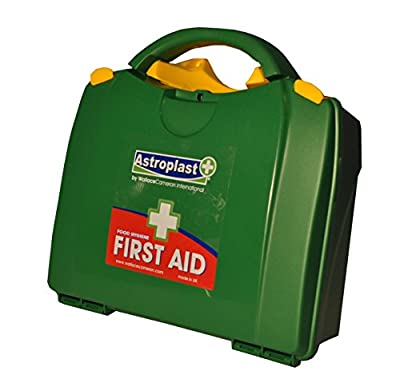 Wallace Cameron 10 Person Food Hygiene, Green Box First Aid Kit by Wallace Cameron