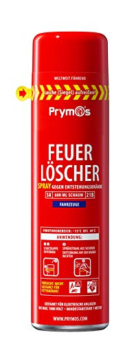 Prymos Feuerlöscher-Spray Fahrzeuge 5A/21B