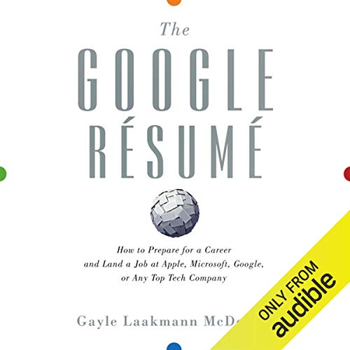Couverture de The Google Resume